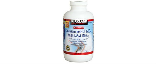 Kirkland Signature Glucosamine Joint Relief Supplements Review