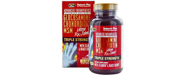 Nature's Plus Triple Strength Ultra Rx-Joint Review