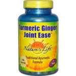Nature's Life Turmeric Ginger Joint Ease